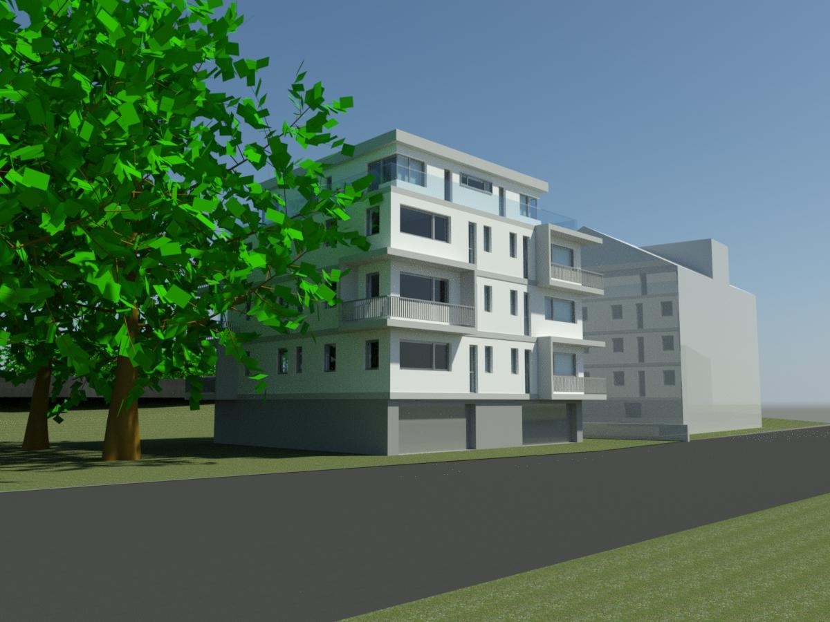 Entwurf Friederikenplatz