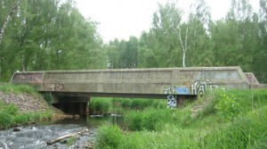 Bobbau | Bauernseebrücke