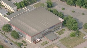 Halle | Eissporthalle