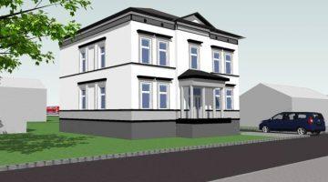 Dessau | Sanierung Villa Sachsenberg