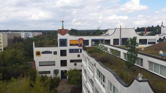 Wittenberg | Hundertwasser Schule